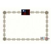 獎狀紙(橫式國旗)-1523