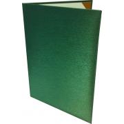 綠髮絲證書夾