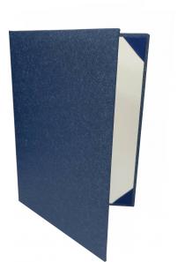藍燦絲證書夾